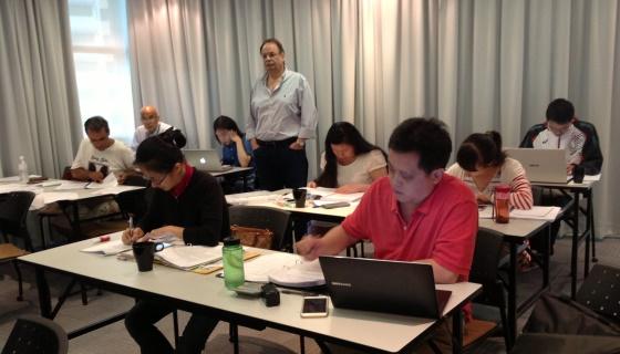 FIDE Arbiters' Seminar in Singapore