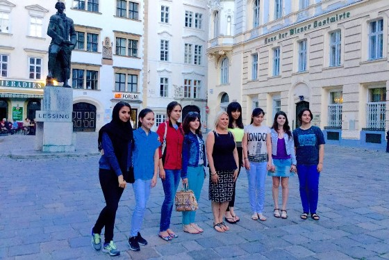 FIDE Chess For Girls Vienna