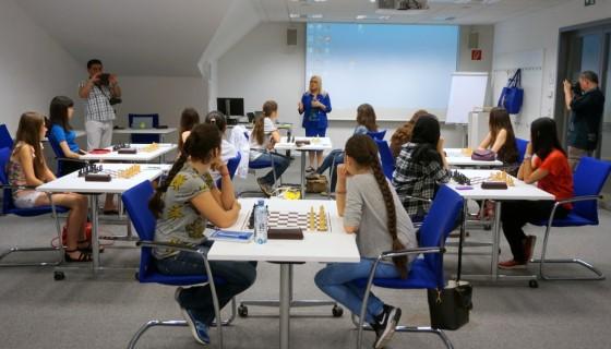 FIDE Chess For Girls Vienna
