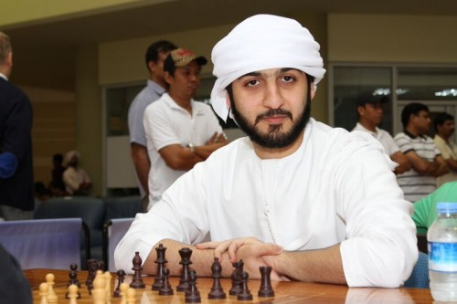 GM Salem A.R. Saleh