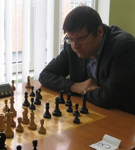 GM Igor Glek