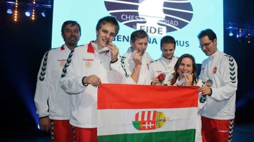 Hungary Tromso Chess Olympiad
