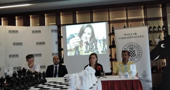 Judit Polgar new captain of the Hungarian National Men's Chess Team