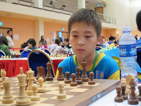Kazybek Nogerbek