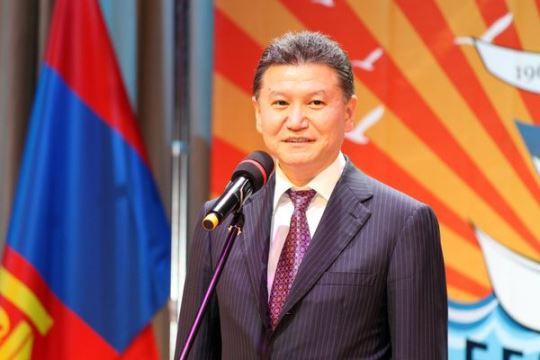 Kirsan Ilyumzhinov White Rook