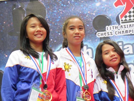 Philippines Girls U-14