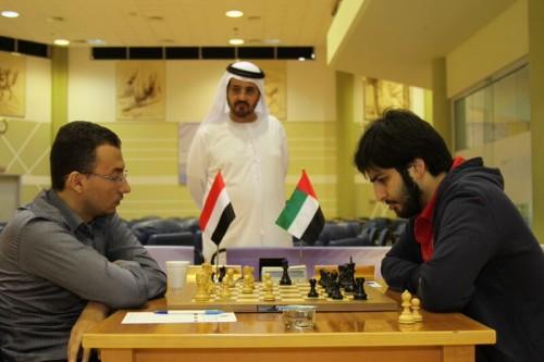 IM Al Qudaimi Basheer vs. GM Salem A.R. Saleh