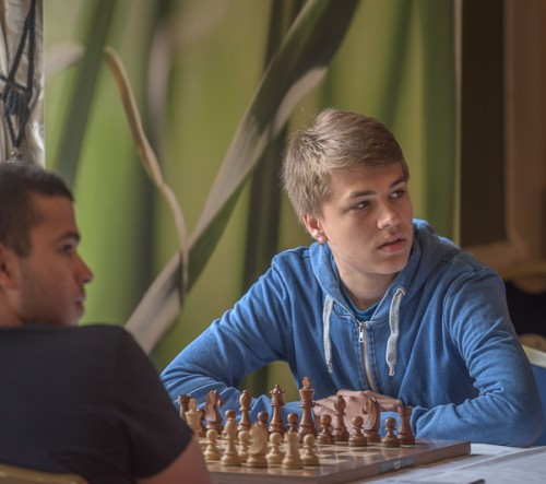 German player IM Rasmus Svane