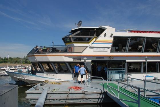Silver Star Danube liner