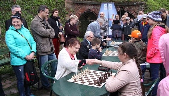 The Kaliningrad Museum hosts the grand opening of the Russian Chess Championship Higher League