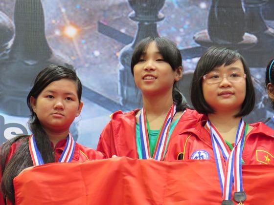 Vietnam Girls U-14