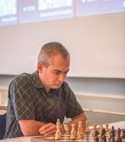 Yuri Solodovnichenko: Highest rated player in the GM group (and overall)