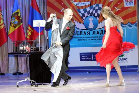 Photos by Vladimir Barsky