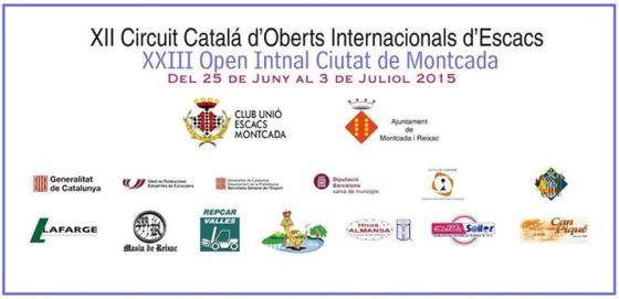23rd Open Internacional Ciutat de Montcada