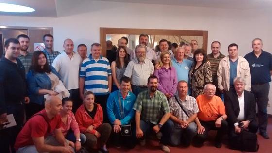 FIDE Arbiters' Seminar in Silver Lake, Serbia