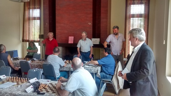 FIDE Arbiters' Seminar in Silver Lake, Serbia