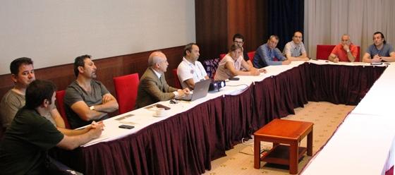 FIDE Seminar for International Organizers in Konya