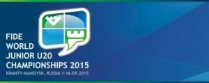 FIDE World Junior Under-20 Championships 2015