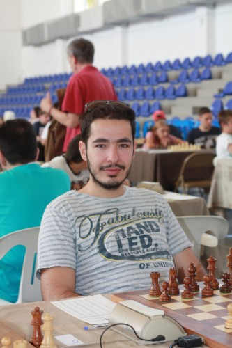 22 years old Nikos Galopoulos was very young when he visited Ikaria for the first time. This year he returned to claim the title of the Greek Open Champion!