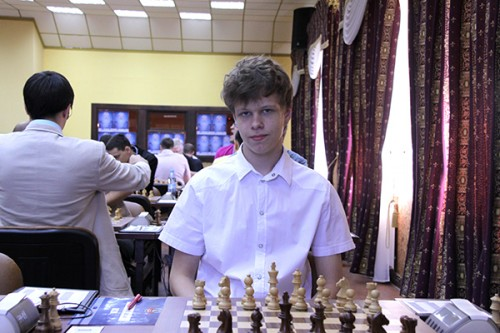 GM Artemiev