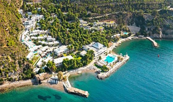 Poseidon Resort Hotel in Loutraki