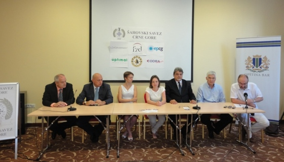 Press conference on the occasion of 1st ECU Congress in Bar