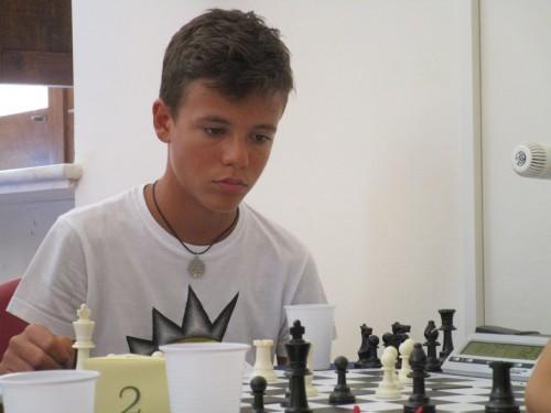 Andrea Darpa took part in Open C