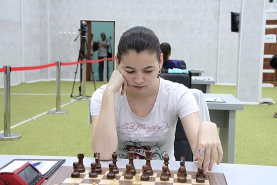 Alexandra Goriachkina