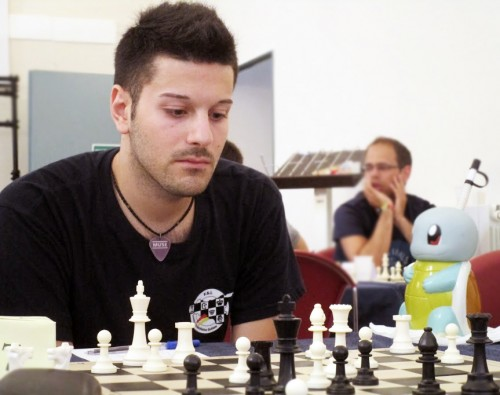 Italian player Michel Bifulco collected 5.5 points