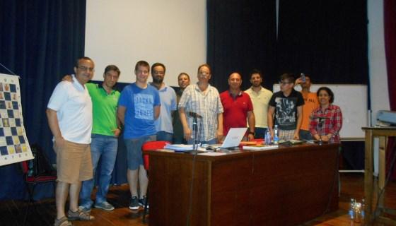 FIDE Arbiters' Seminar in Larnaca, Cyprus