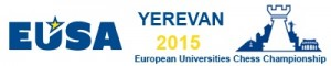 European Universities Chess Championship 2015