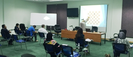 FIDE Arbiters' Seminar in Kuwait City
