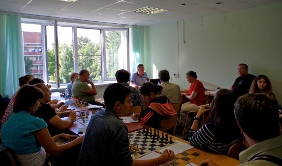 FIDE Arbiters' Seminar in St. Petersburg, Russia