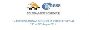Mongolian Open 2015