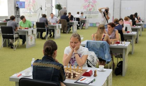 Russian Championships Superfinal - Round 2 Report