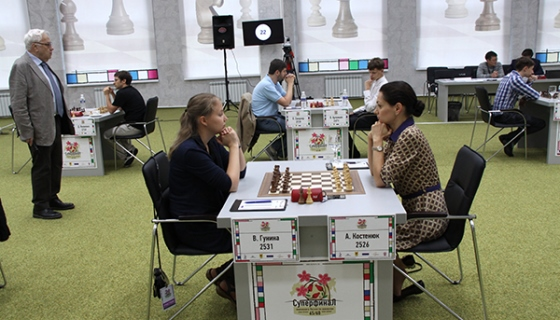 Russian Championships Superfinal Round 5 Report