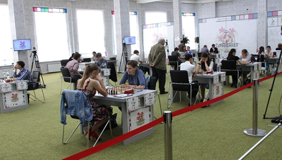 Russian Championships Superfinal Round 6 Report