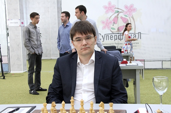 Russian Championships Superfinal Round 7 Report