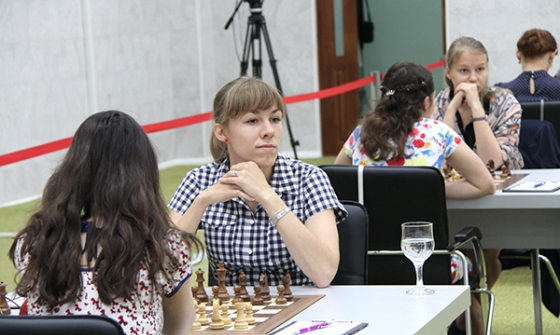 Russian Championships Superfinal Round 9 Report