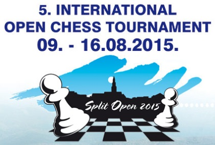 Split Chess Open 2015