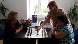 Inauguration (photo credit: Romanian Chess Federation)