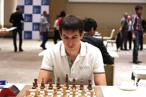 Dmitry Andreikin defeated the winner of 2013 World Cup Vladimir Kramnik