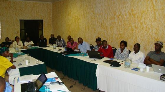FIDE Arbiters' Seminar in Gaborone, Botswana