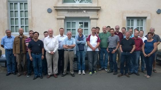 FIDE Arbiters' Seminar in Le Mans, France