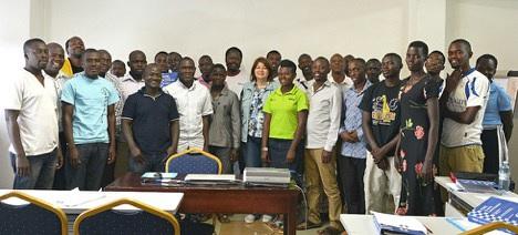 FIDE International Organizers Seminar in Kampala, Uganda