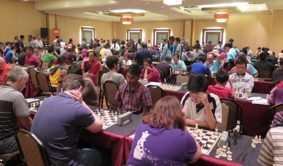 Malaysian Chess Festival