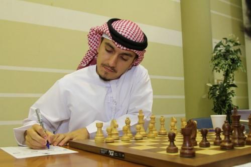 2015 UAE champion FM Saeed Ushaq