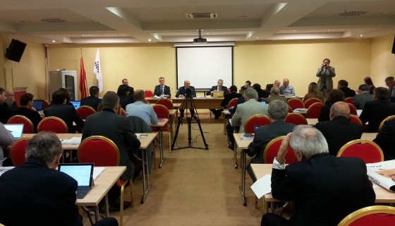 1st ECU Congress  in Bar Montenegro