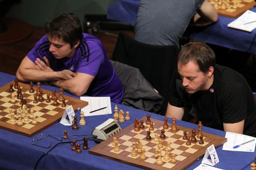 20.151030 13 Prensa Bilbao Chess 2015