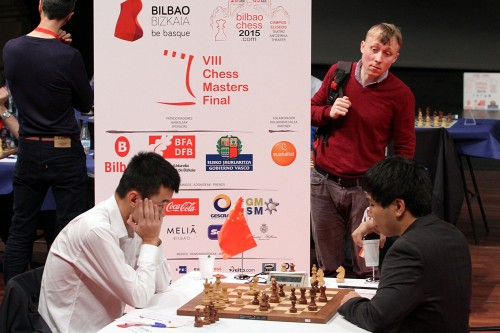 20.151030 14 Prensa Bilbao Chess 2015